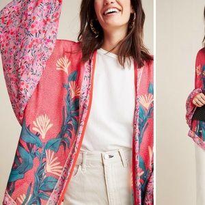 bl-nk anthropologie kimono